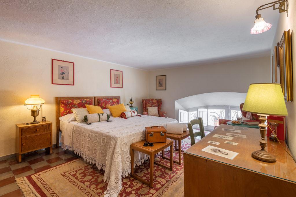 camera mezzanino palazzo santa caterina dorgali