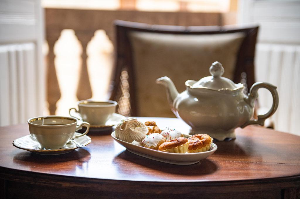 dettagli colazione palazzo santa caterina dorgali