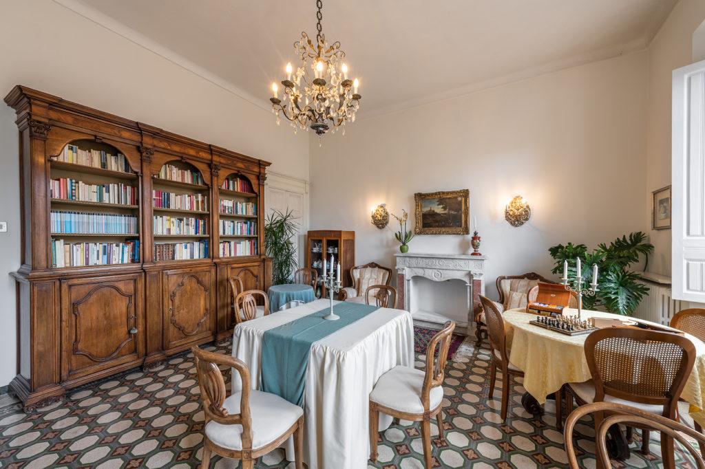 sala colazioni palazzo santa caterina dorgali