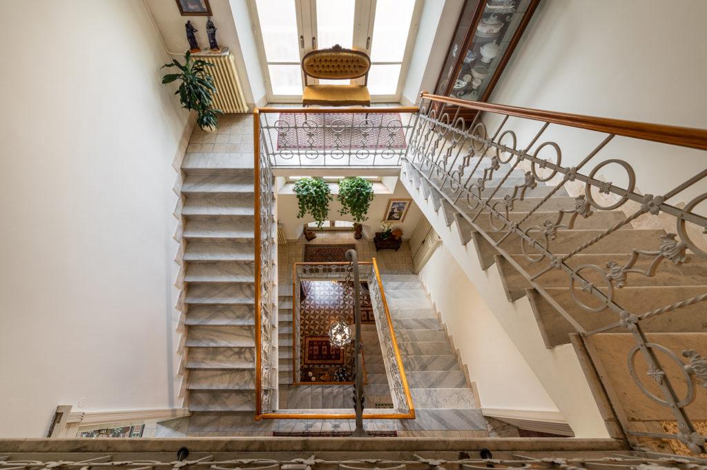 vista scale - palazzo santa caterina dorgali