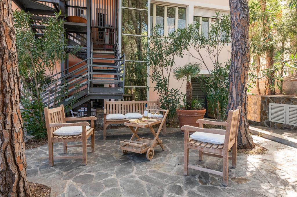 giardino villa emilia