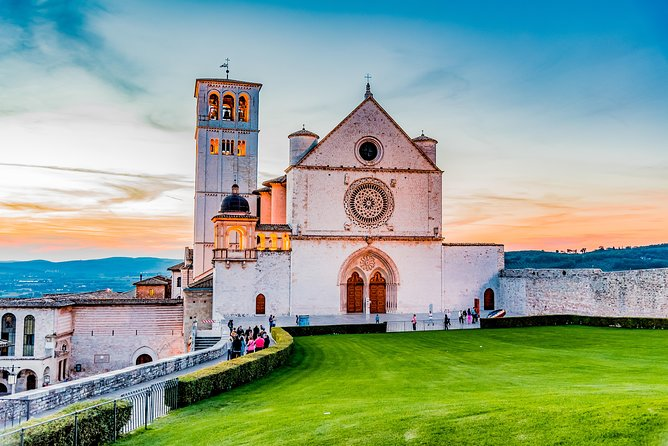 chiesa assisi italia